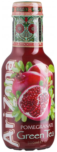 AriZona Pomegranate PET EW