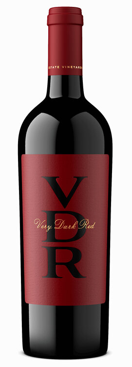 VDR Very Dark Red 63% Petit Verdot & 37% Petite Sirah Scheid Family Wines Monterey California