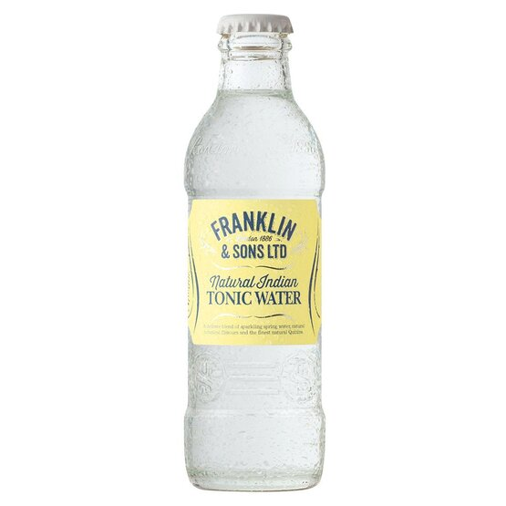 Indian Tonic Franklin & Sons 20 cl